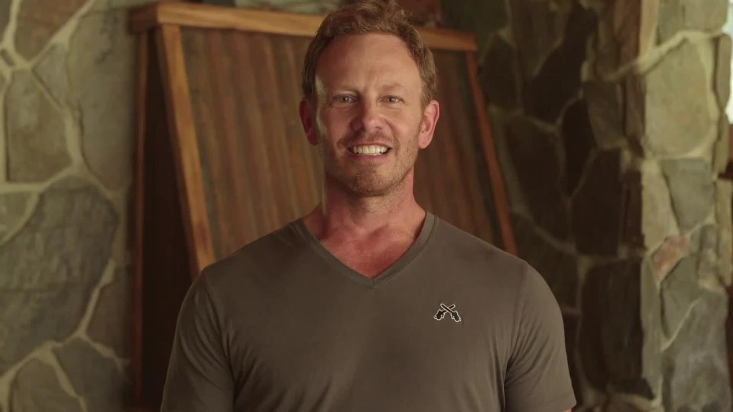 Ian Ziering - The real message behind the brand…