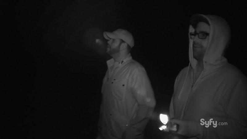 Ghost Hunters - Bonus Scene – Beam Me Up