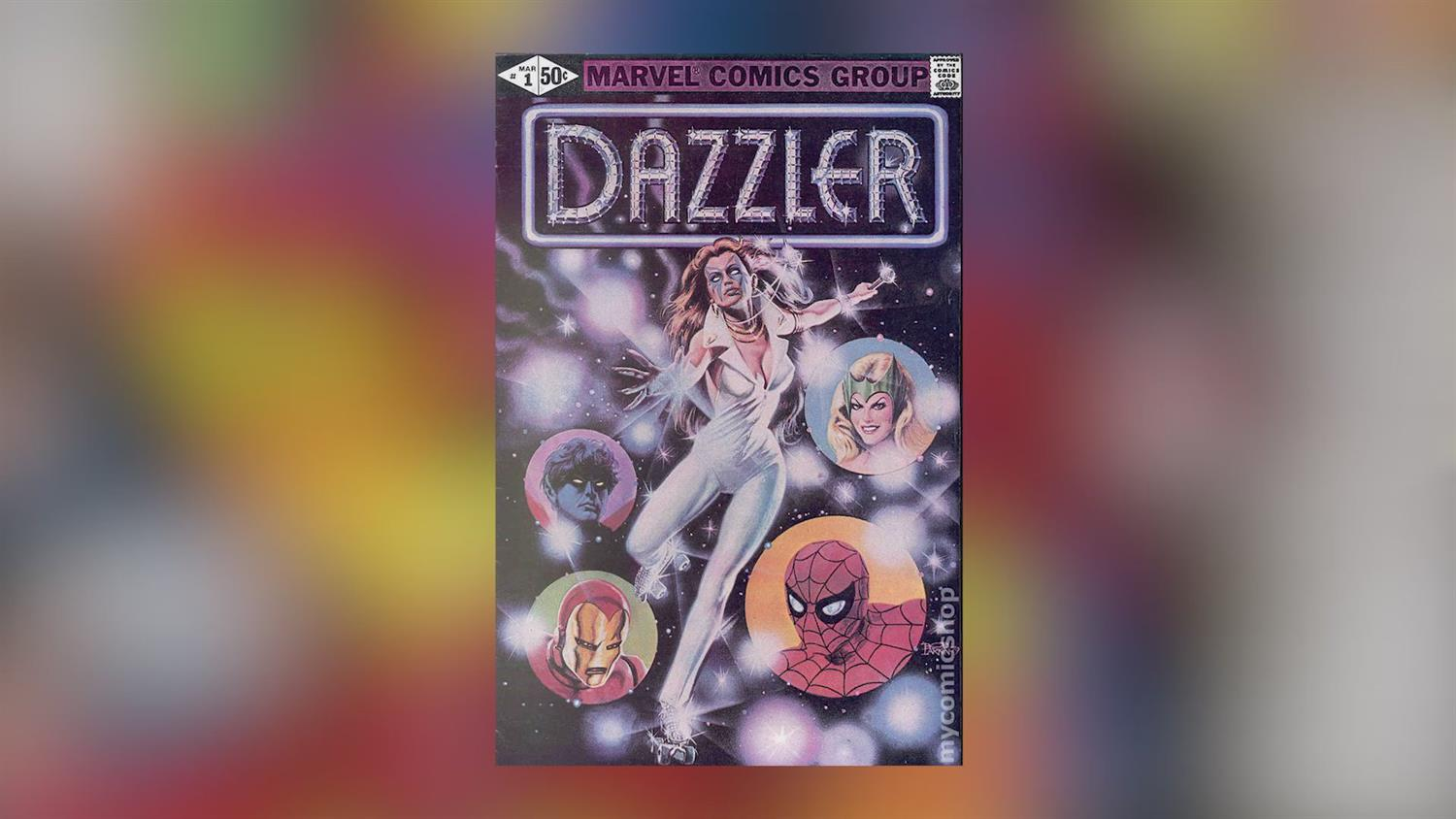 X-Men's Dazzler: The Origin Story You Didn't Know