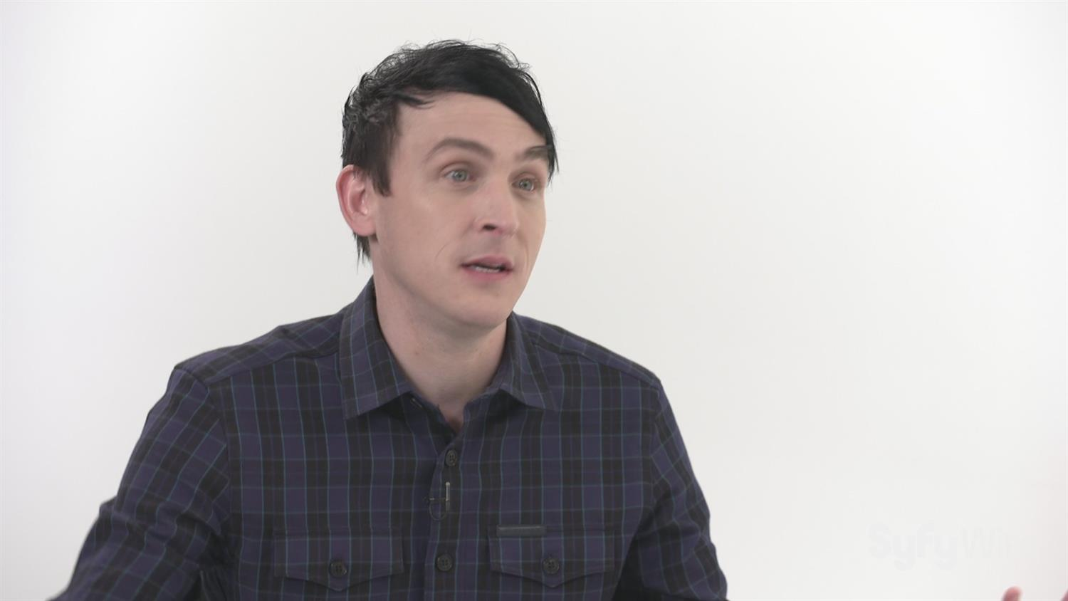 Gotham's Poison Ivy and Penguin: Robin Lord Taylor on the Odd Couple