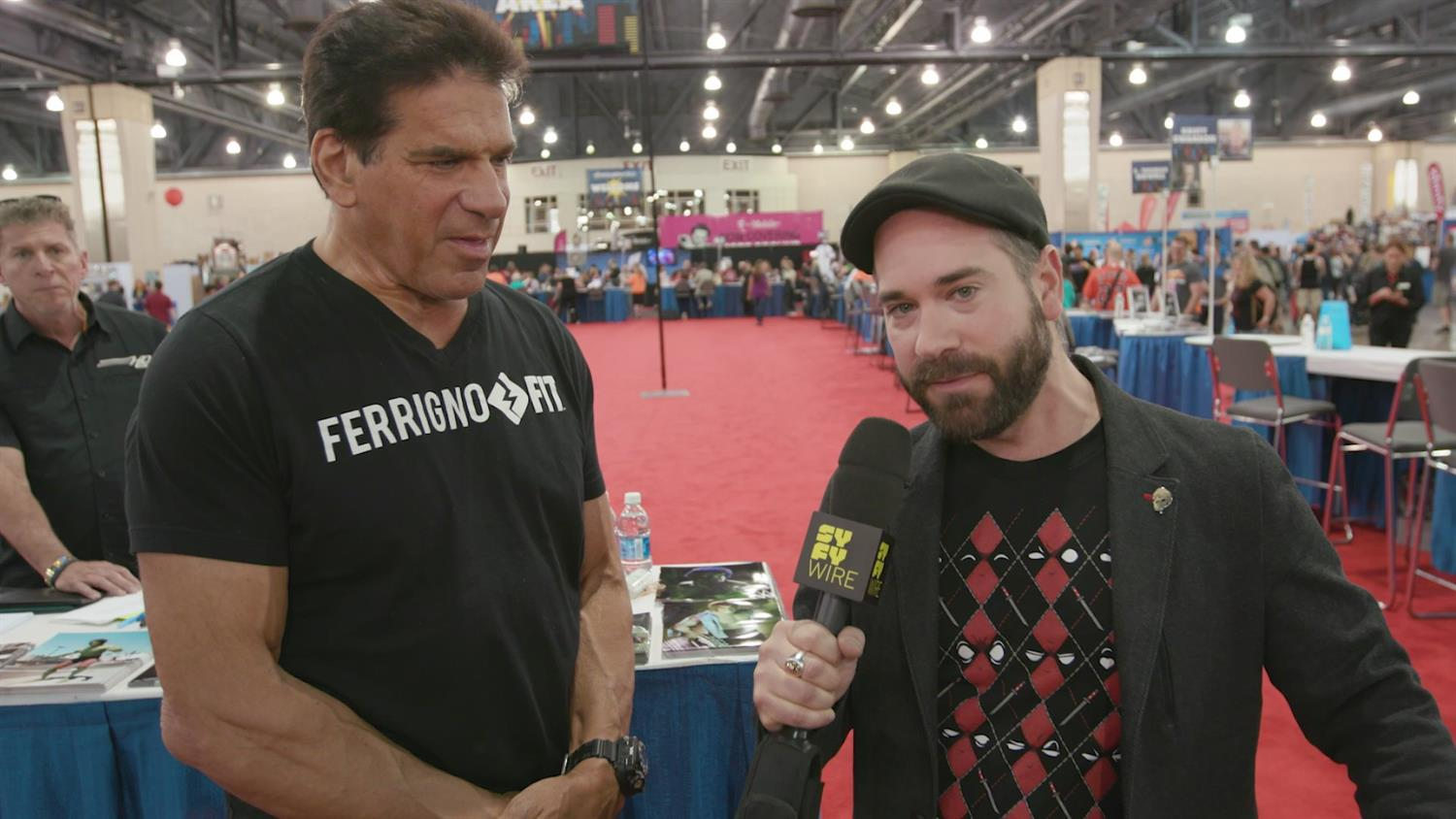 The Incredible Hulk Lou Ferrigno on Who Would Win: Thor or the Hulk