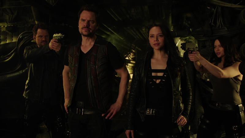 Dark Matter Backstage: Season 2 Episode 8