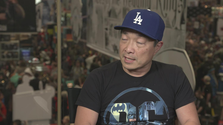 DC Comics' Jim Lee Reveals a New Earth - and Talks Imprints