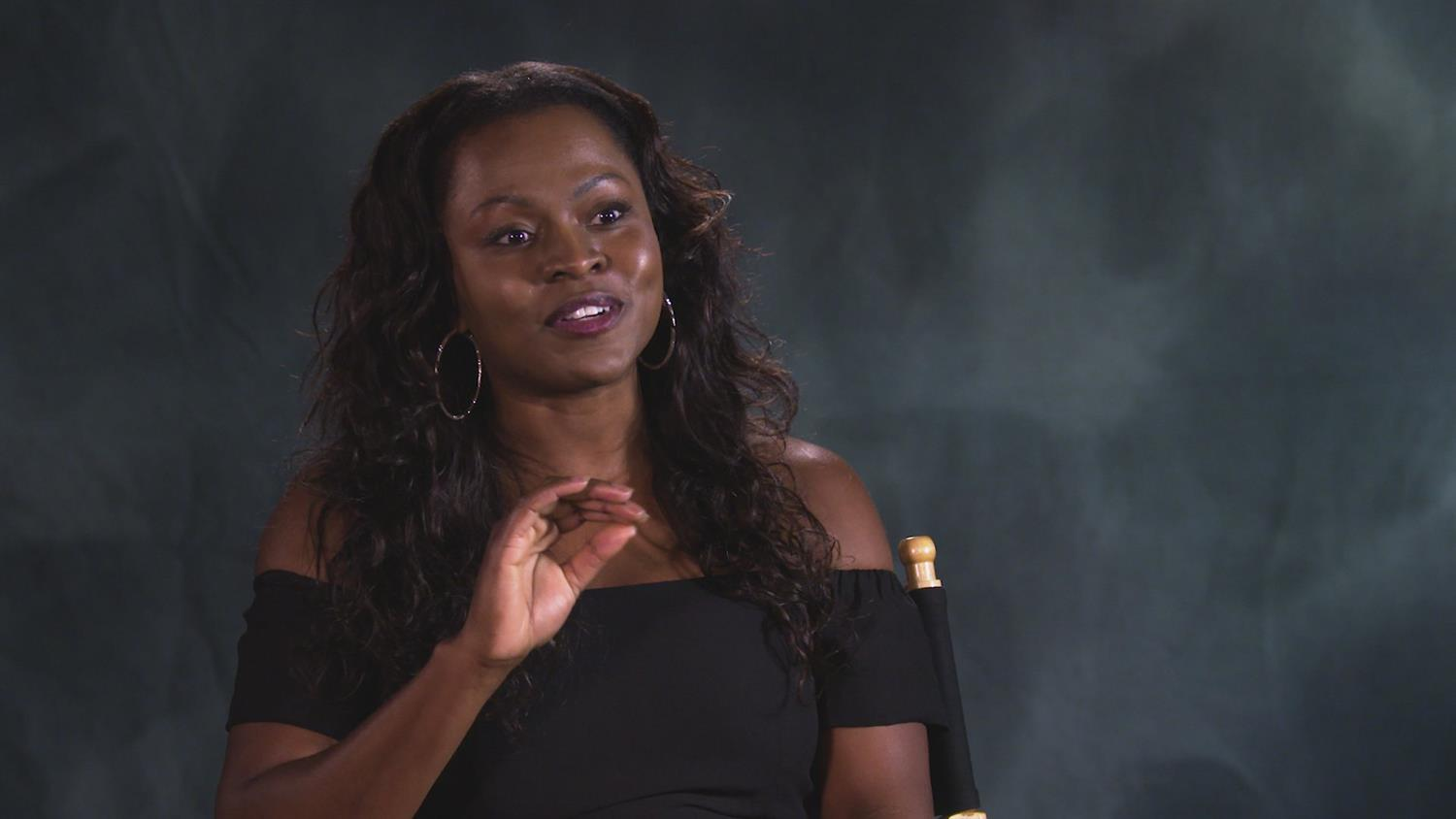 American Gods' Yetide Badaki On Season 2, Star Trek, Black Panther and Geeky Loves