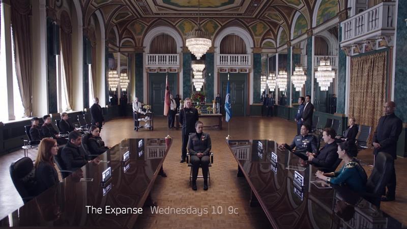 The Expanse - Sneak Peek - Season 2, Episode 9