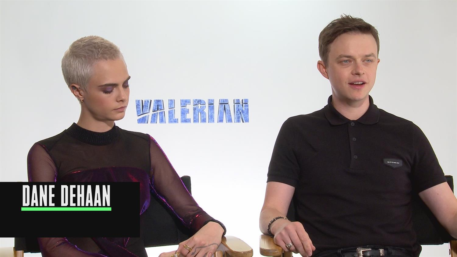 Valerian's Dane DeHaan and Cara Delevigne on Valerian, Laureline and Possible Sequels