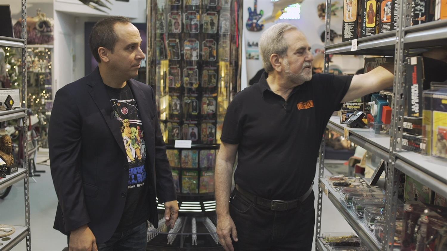 World's Largest Star Wars Collection, Rancho Obi-Wan Exclusive Tour Part 2