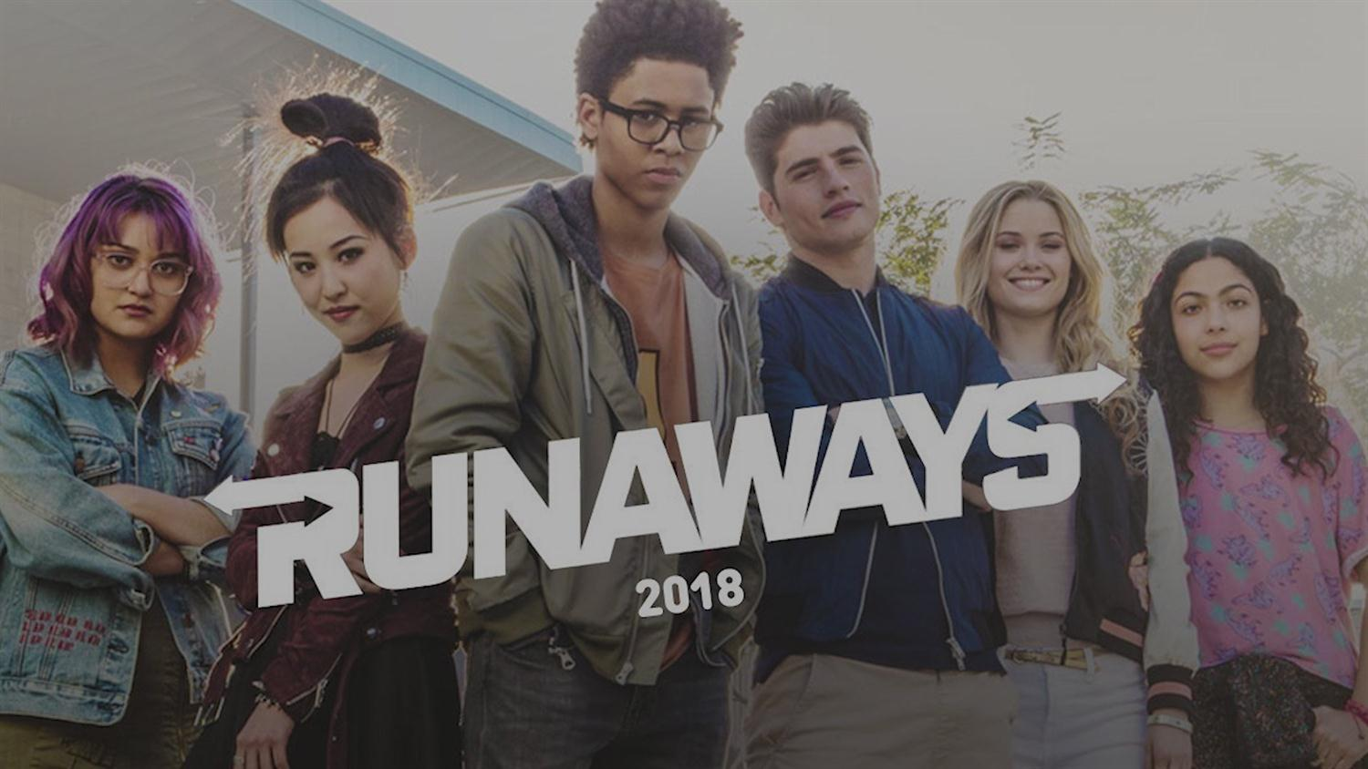 Marvel's Runaways Cast on What Comics They Read