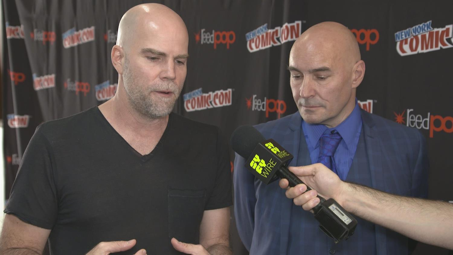 Grant Morrison and Happy! Producers: on Future Seasons, Deranged Santas