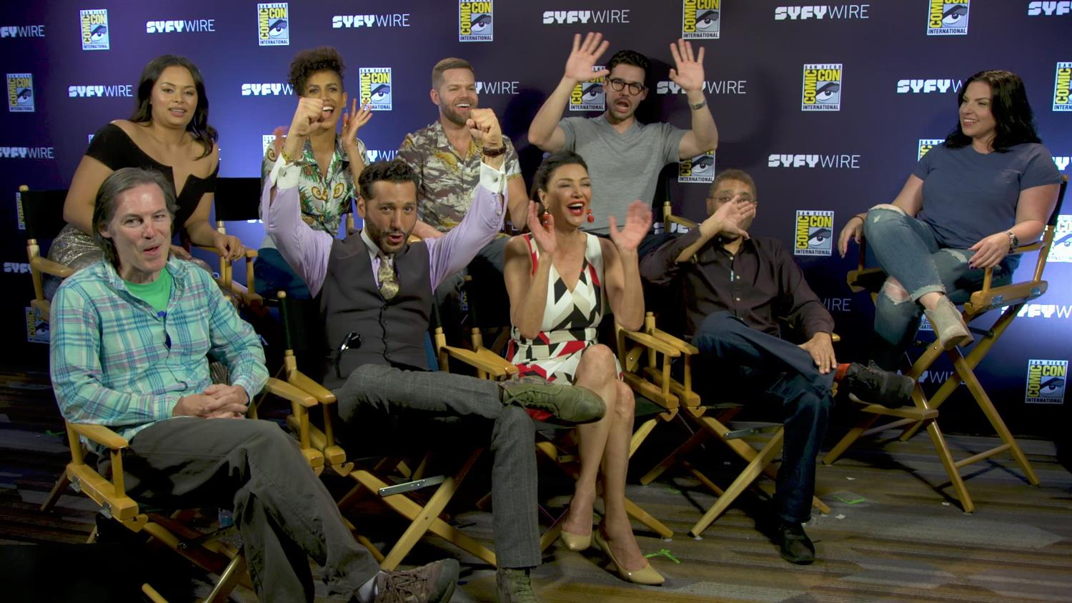 The Expanse Cast On How They Spent Comic-Con