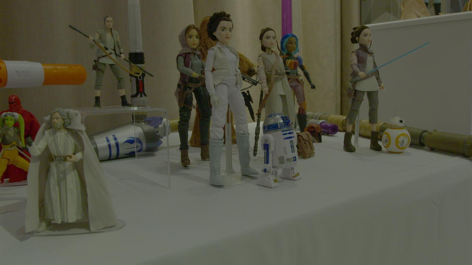 Star Wars: Forces of Destiny Toys at San Diego Comic-Con
