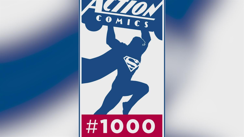 DC Comics' Jim Lee Reveals Action Comics #1000 Plans
