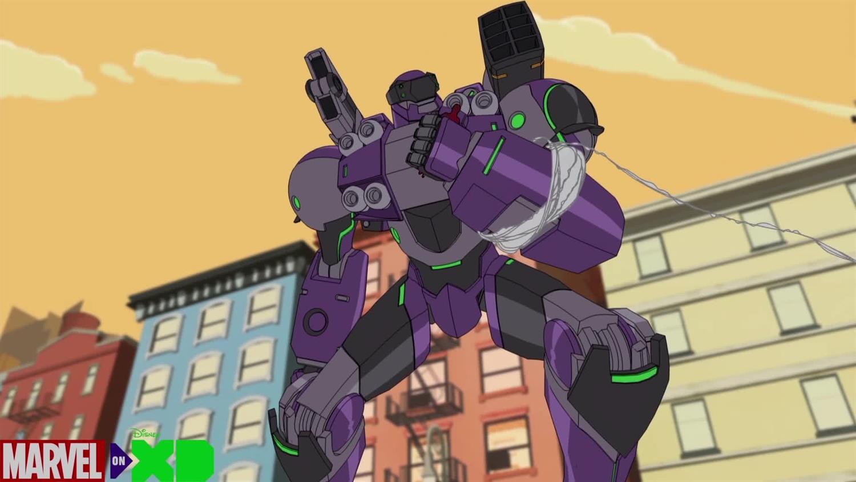 Exclusive Sneak Peek! Spider-Man Animated Series Miles Morales Gets His Powers