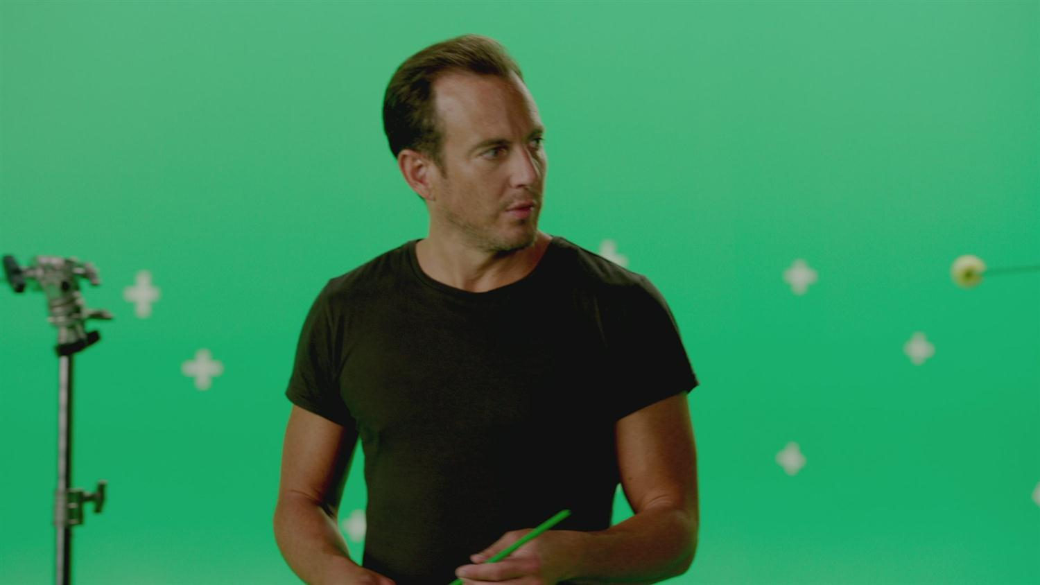 Will Arnett Doesn't Do Tricks