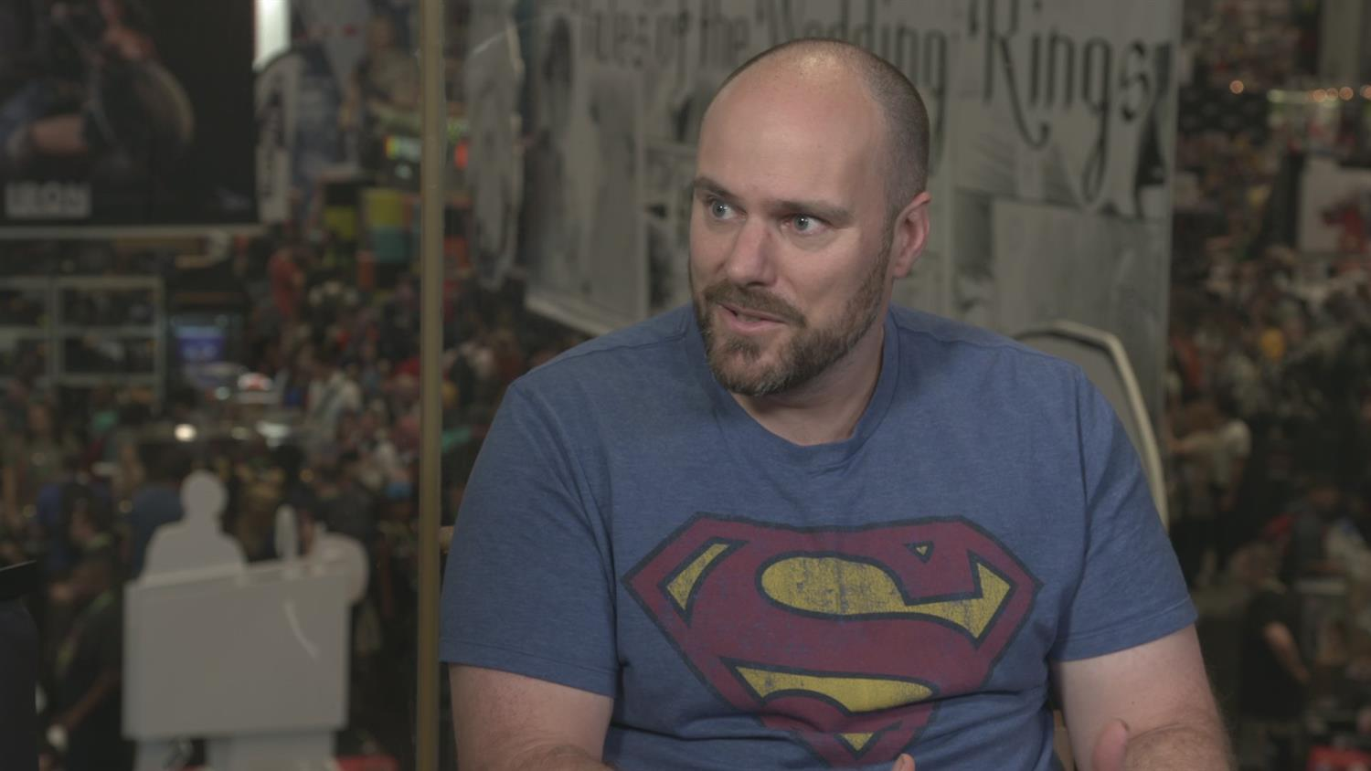 Tom King on Mister Miracle and Batman Actually Being Happy