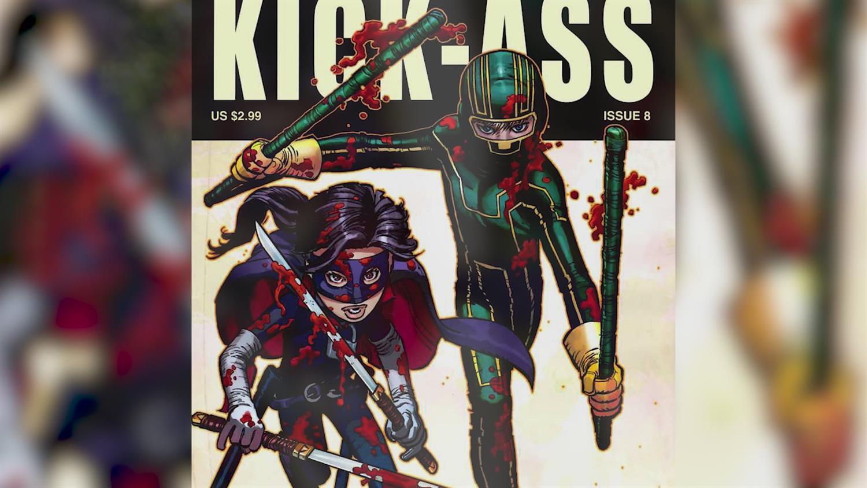 John Romita Jr. Gives an Update on What's Next for Kick-Ass