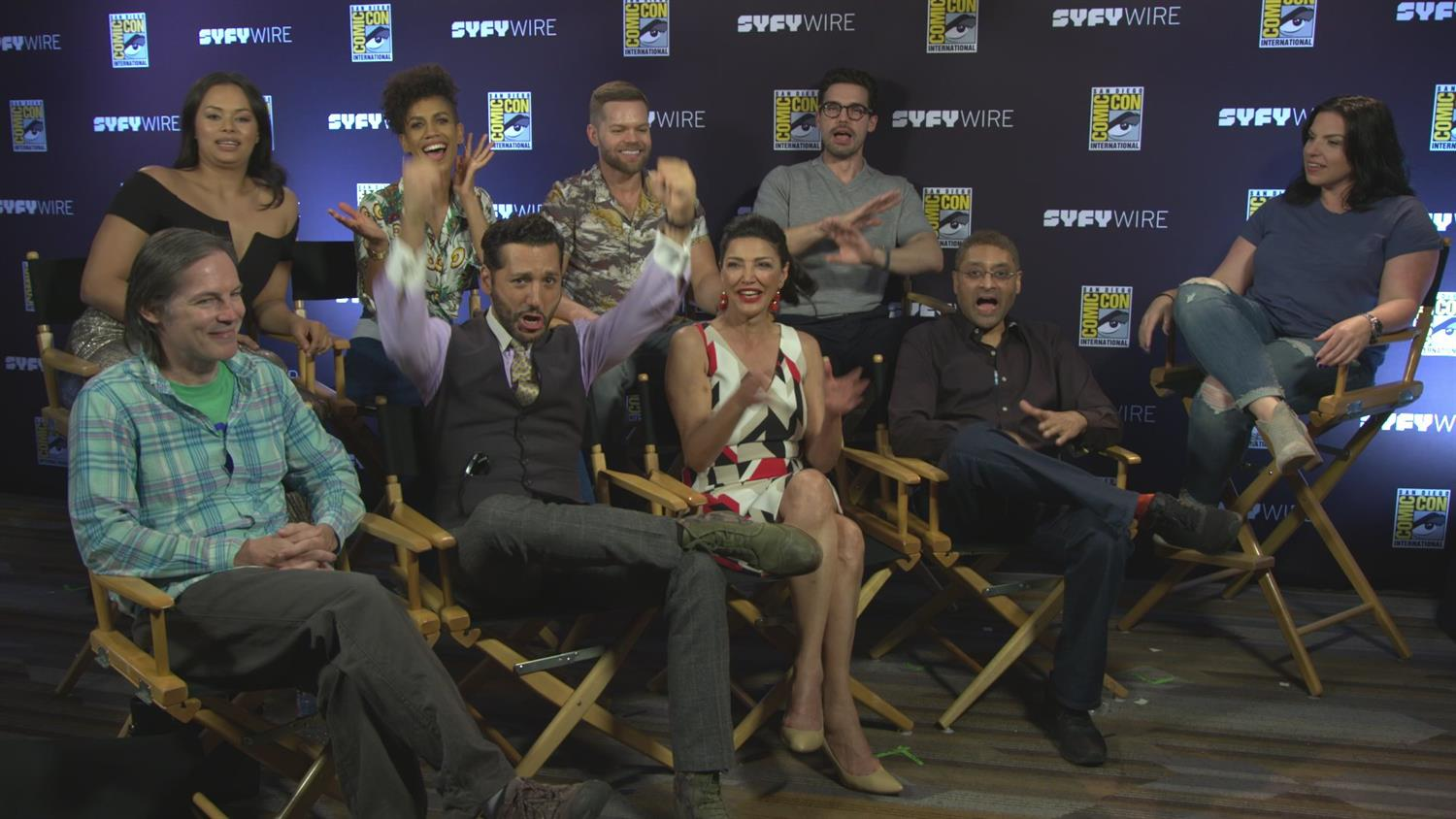 The Expanse Cast Preview Season 3