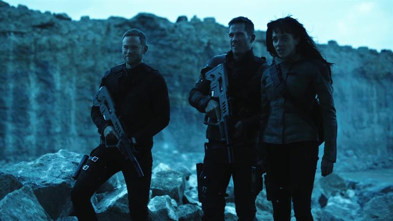 Watch the First Four Minutes of Killjoys Season 2