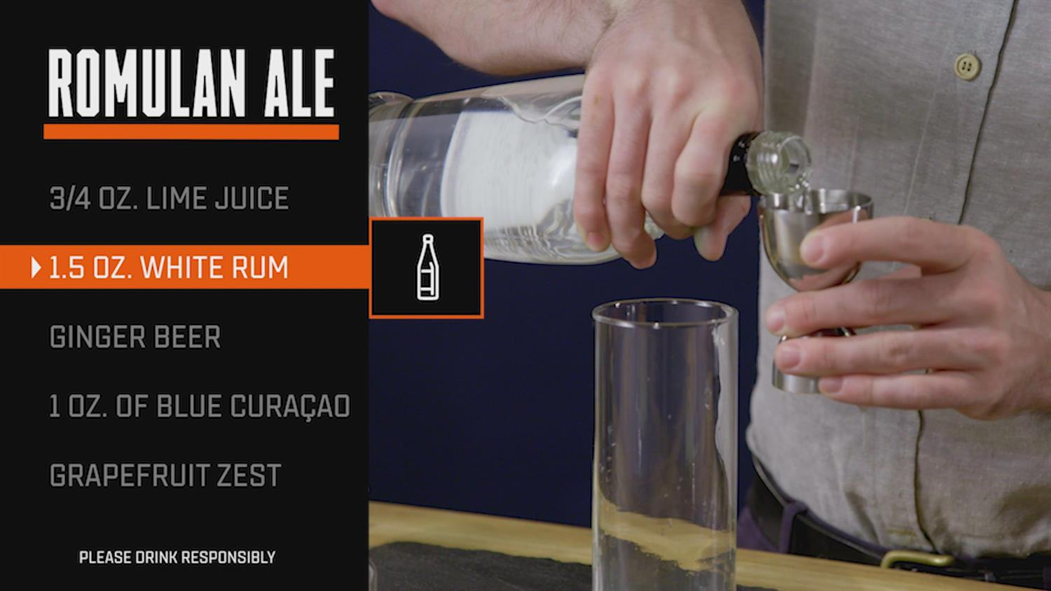 How to Make Romulan Ale
