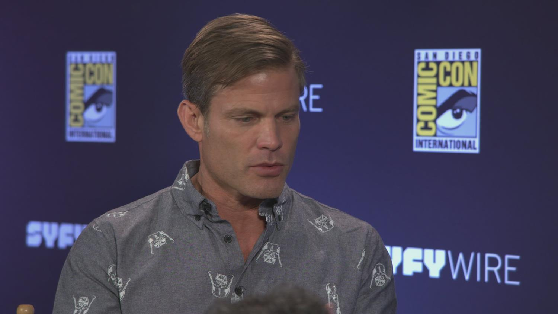 Casper Van Dien Returns as Rico in Starship Troopers: Traitor of Mars