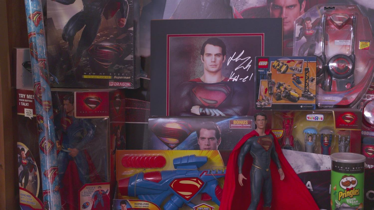 Take a Tour of the Superman Museum