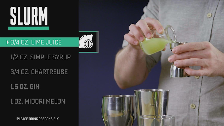 How To Make Slurm from Futurama (SYFY Happy Hour)