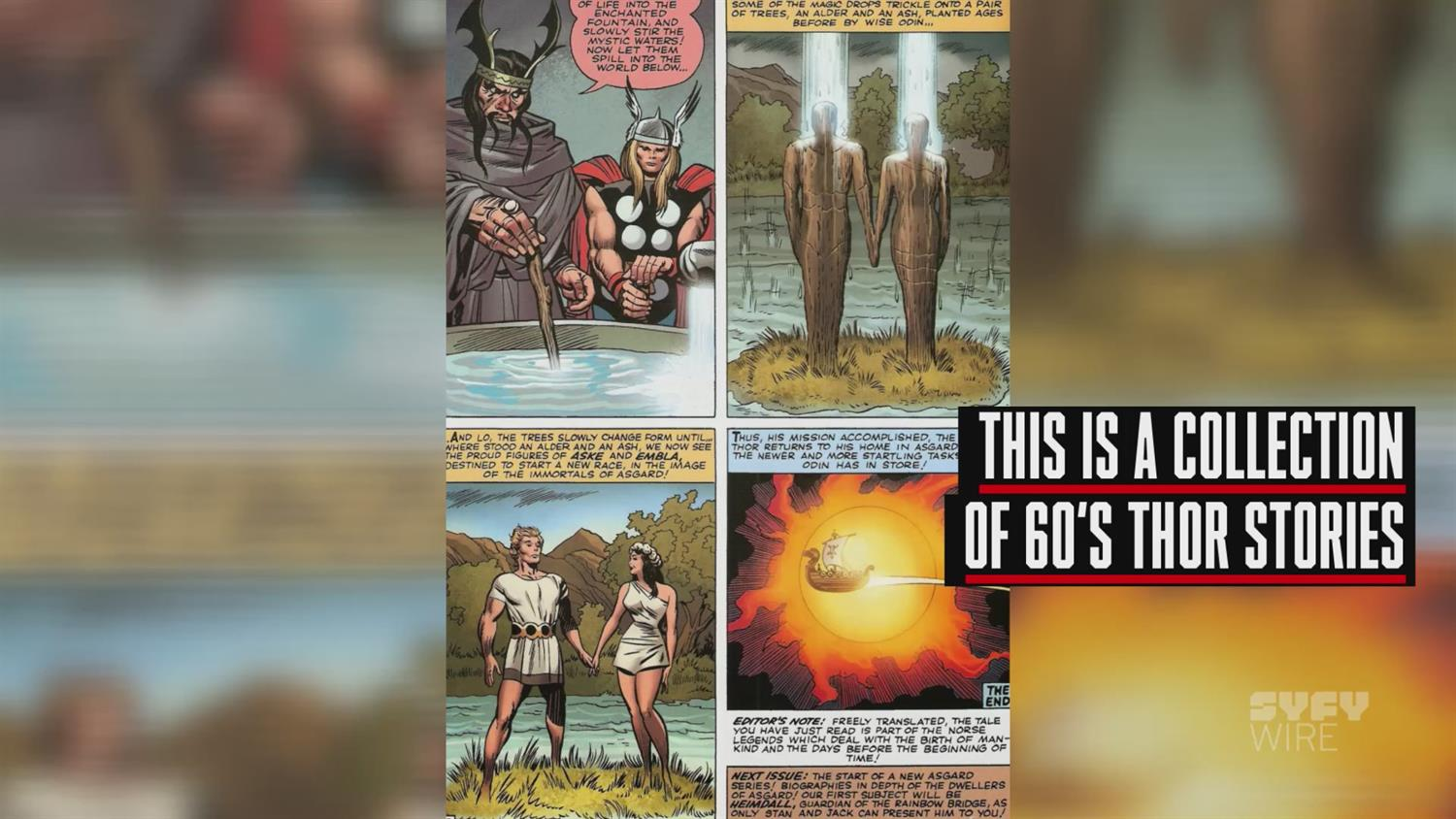 The 7 Essential Thor Stories