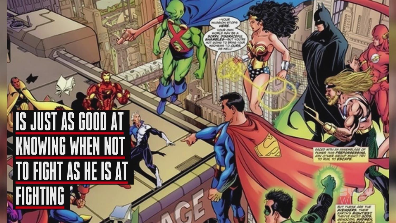 Batman's Top 5 Justice League Stories