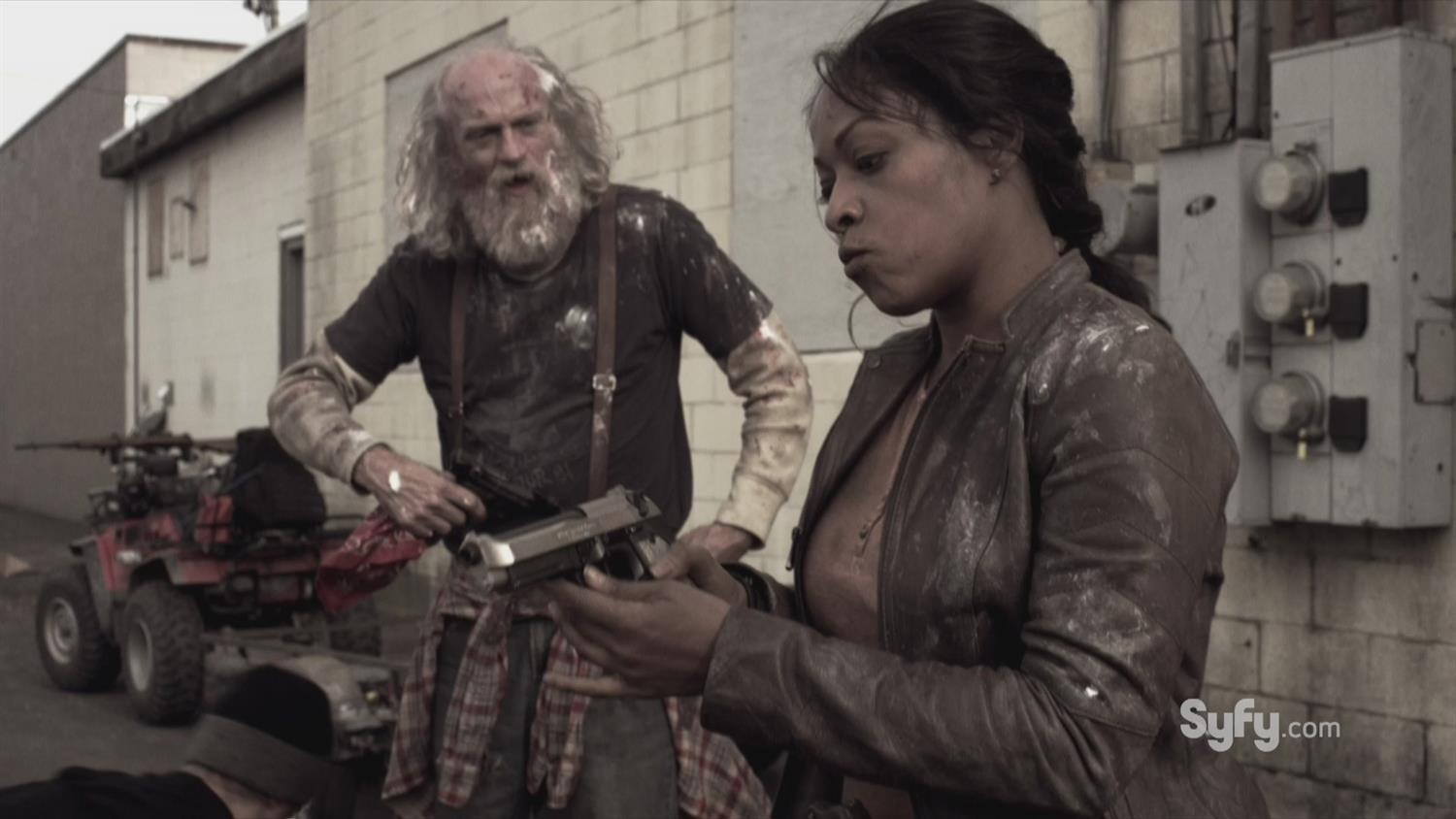 Z Nation: The Cast Talks Season 2 – Z Nation – Watch | SYFY WIRE