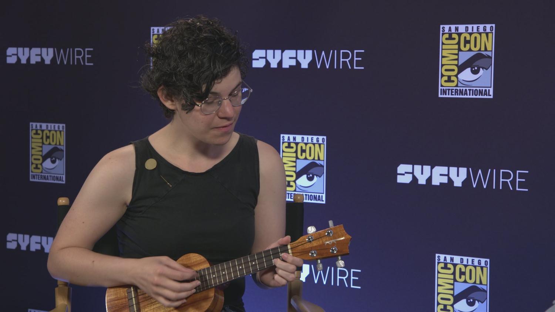Steven Universe Creator Rebecca Sugar Performs It's Over Isn't It