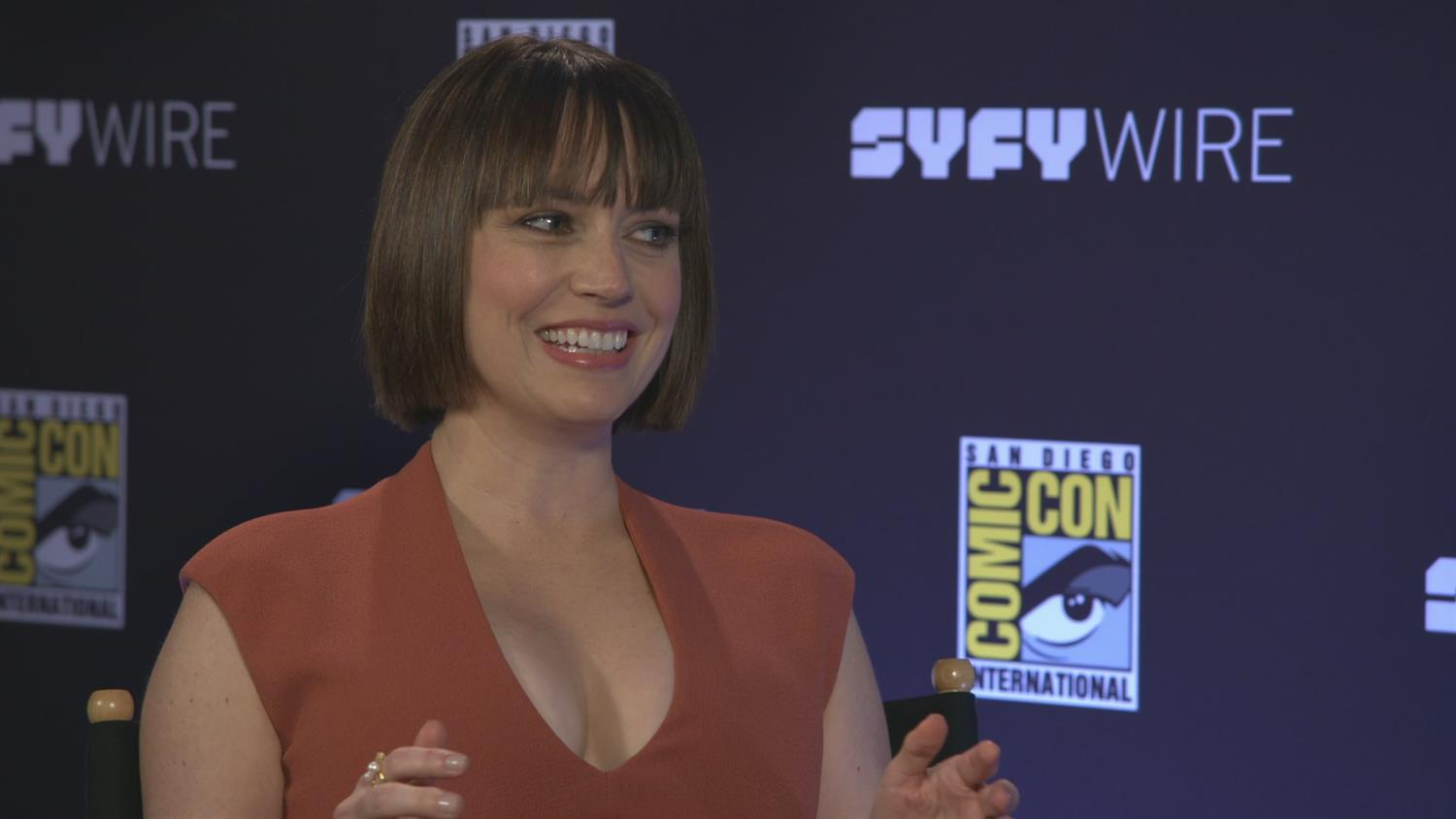 Preacher's Julie Ann Emery: The Best Grail and Featherstone Moments to Come