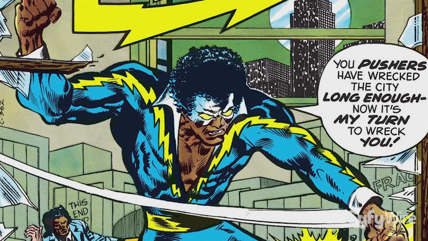 Black Lightning: Everything You Need To Know