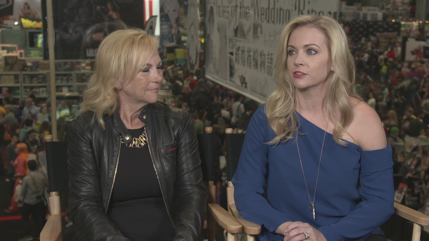 Melissa Joan Hart: Watcher in the Woods and Scary vs. Horrifying