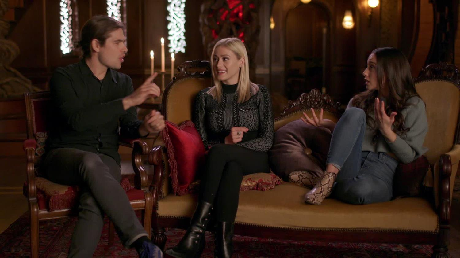 Inside The Magicians: Season 3, Episode 9