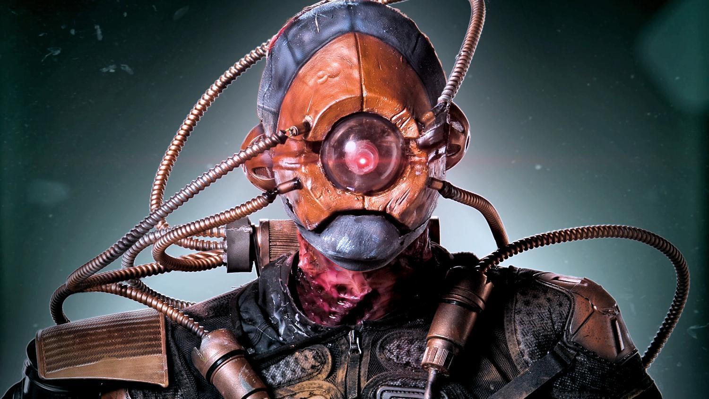 Junkyard Cyborg Morphs