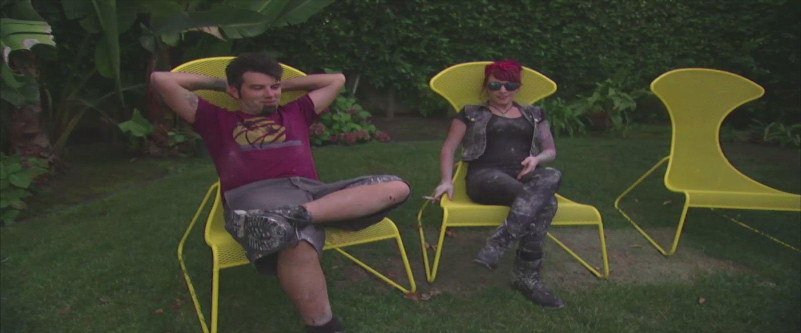 Bonus Scene - Graham & Chloe Get Real