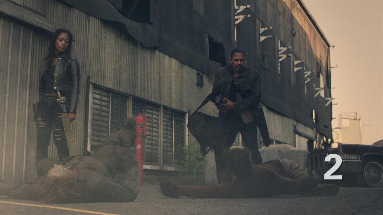 All Zombie Kills - Season 3, Episode 9 – Z Nation – Watch | SYFY WIRE