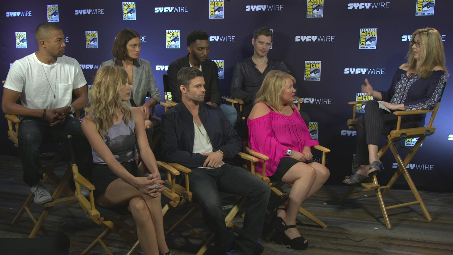 The Originals Cast and Creator Preview the Final Season
