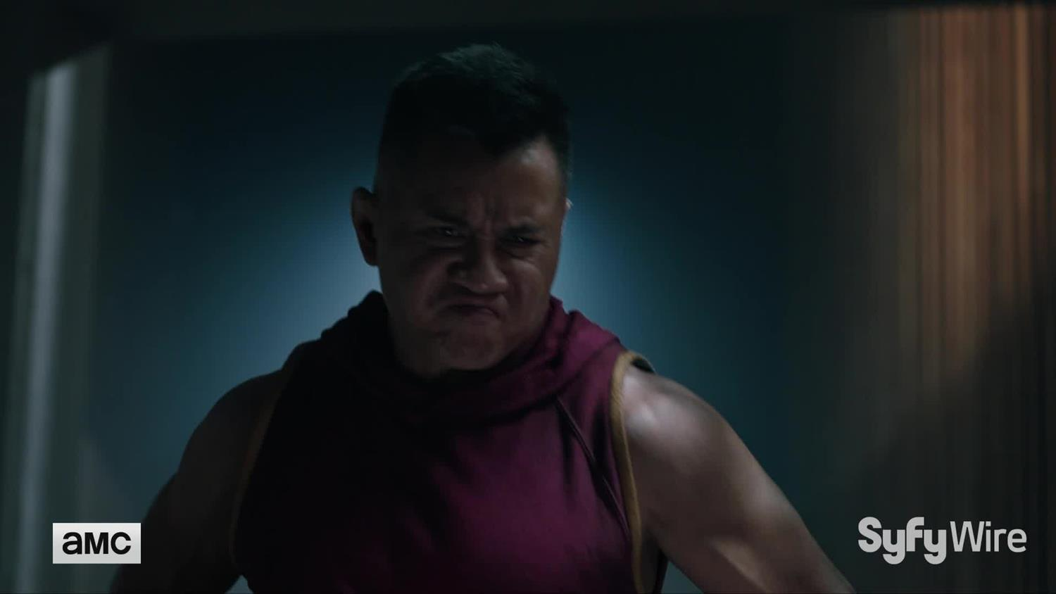 Exclusive: Into the Badlands Sneak Peek