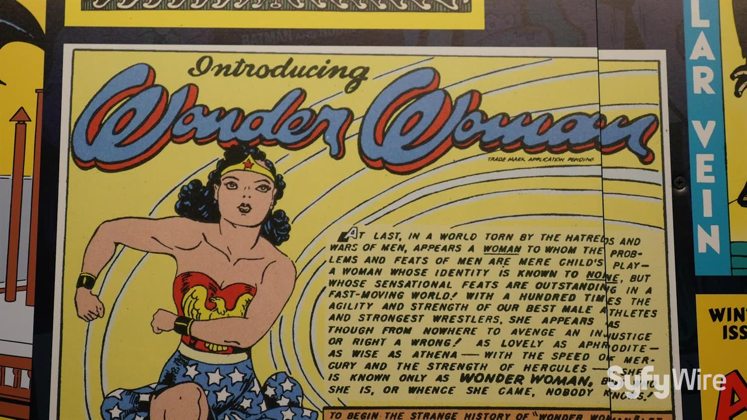 DC Comics' Dan Didio on the Legacy of Wonder Woman