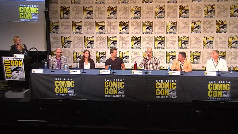 Van Helsing: Comic-Con Panel