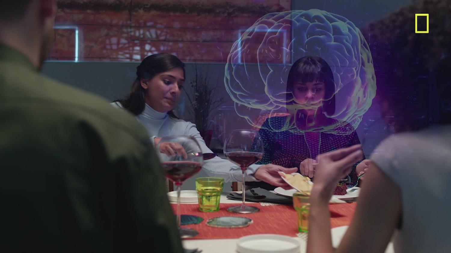 Exclusive Preview: NatGeo's Year Million - Mind Meld