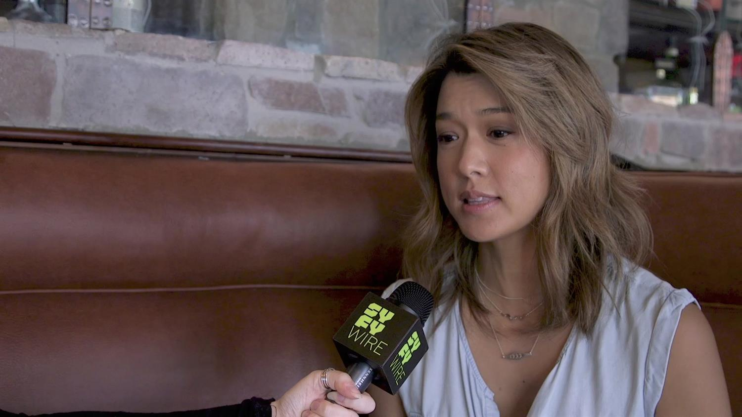 Battlestar Galactica's Grace Park on Possible Reboot, Its Legacy and Boomer
