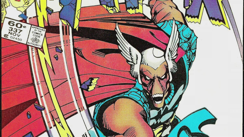 Thor Artist Walt Simonson on Thor: Artist's Edition, Saving Artwork and Movie Cameos