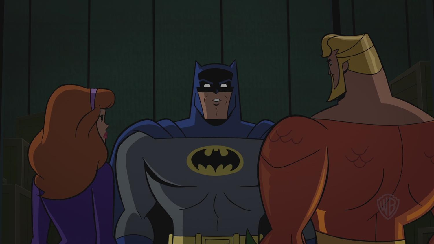 Exclusive Sneak Peek: Scooby-Doo! & Batman: The Brand and the Bold