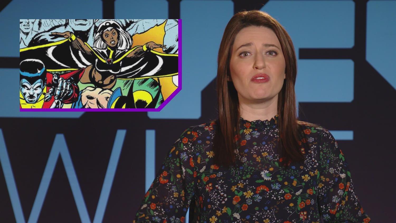 X-Men's Storm's Looks Through The Years