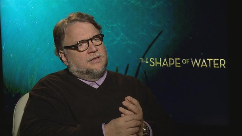 Guillermo Del Toro on his latest film, Shape of Water