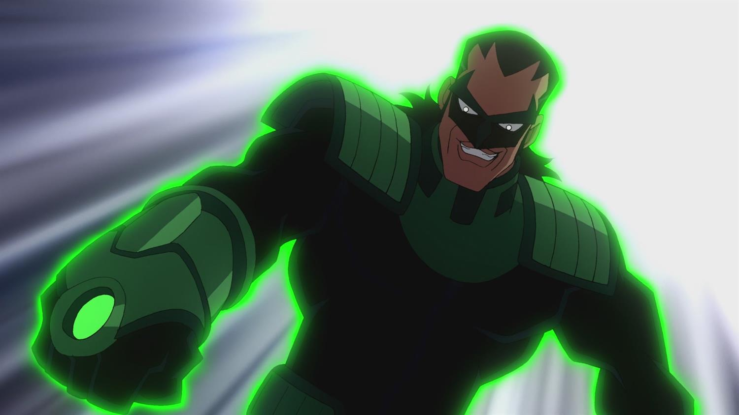 An Action-packed look at 10 years of DC Animated Movies