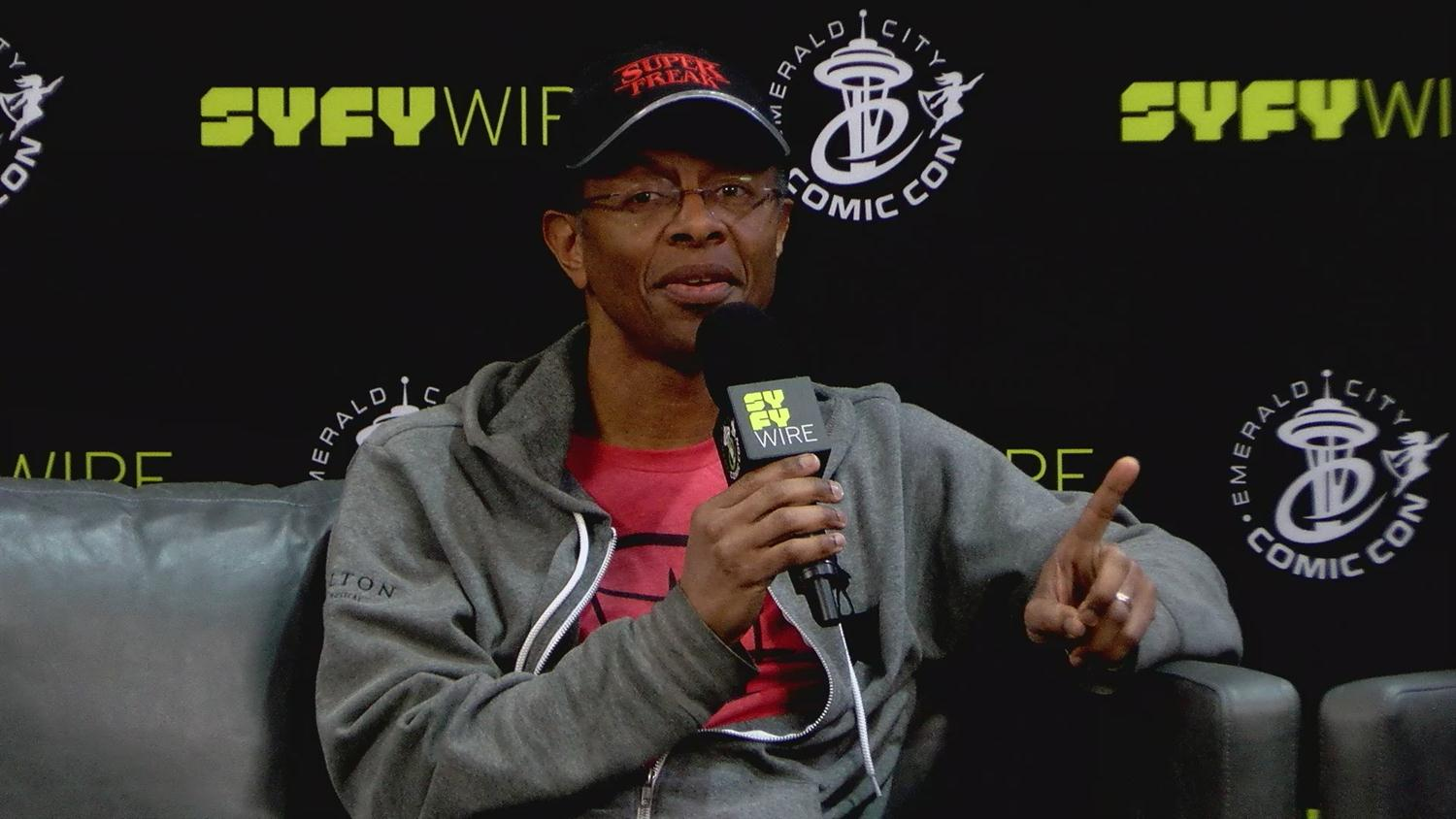 Full Interview: Phil LaMarr on Samurai Jack and More (Emerald City Comic Con)