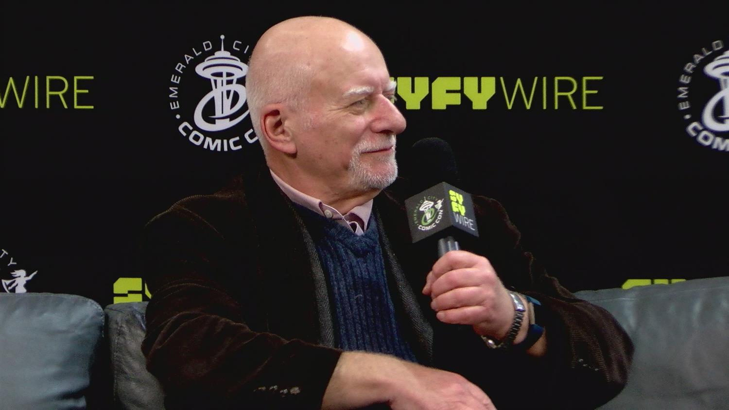 Full Chris Claremont/X-Men Interview From Emerald City Comic Con